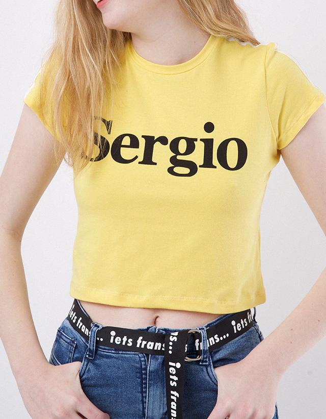 Remera Sergio