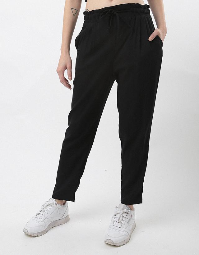 Pantalon creppe