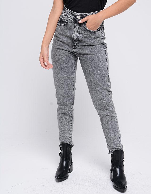 PIETÀ - Jeans Mom acid black