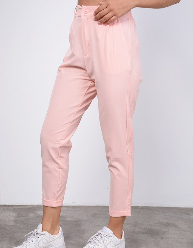 Pantalon Cigarette Colores